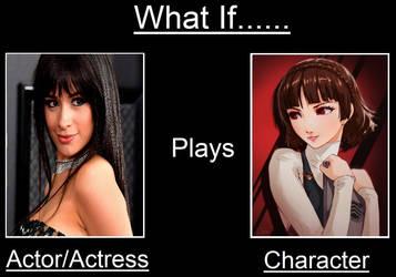 What if Camilla Cabello Plays Makoto Nijima