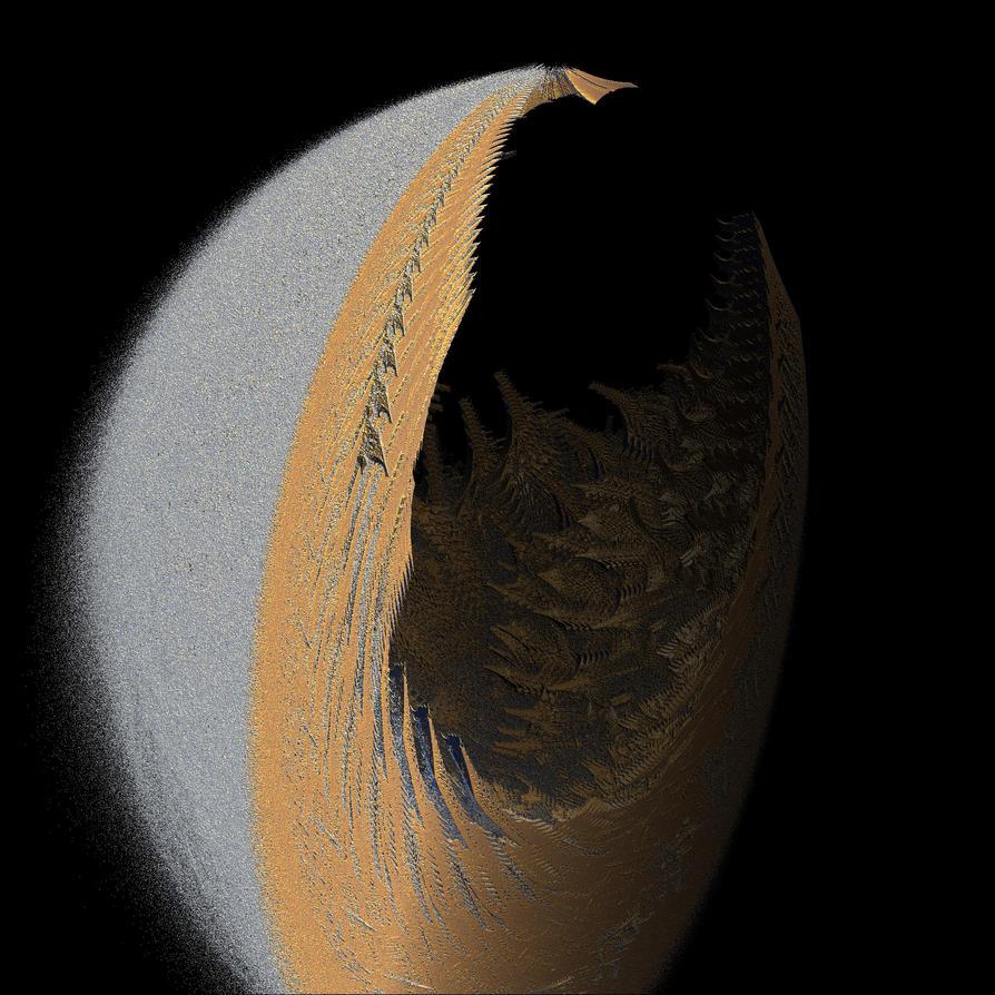 Trilobit Moon by hgjf-radiolaria