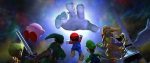A Super Smash Bros Wallpaper