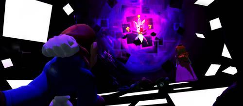 Super Paper Mario Chapter 8 by ComradeRay