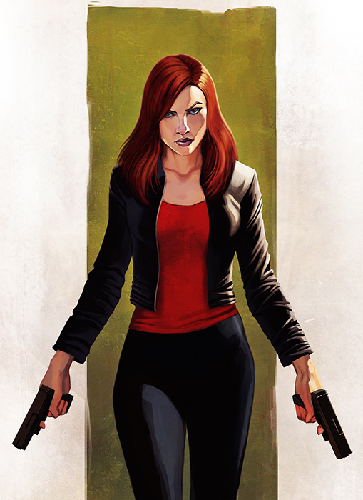 Black Widow by DazWatford