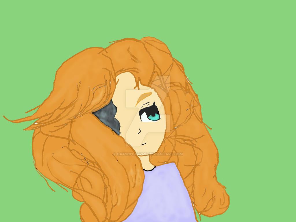 My drawing by GatsuPlayzMc