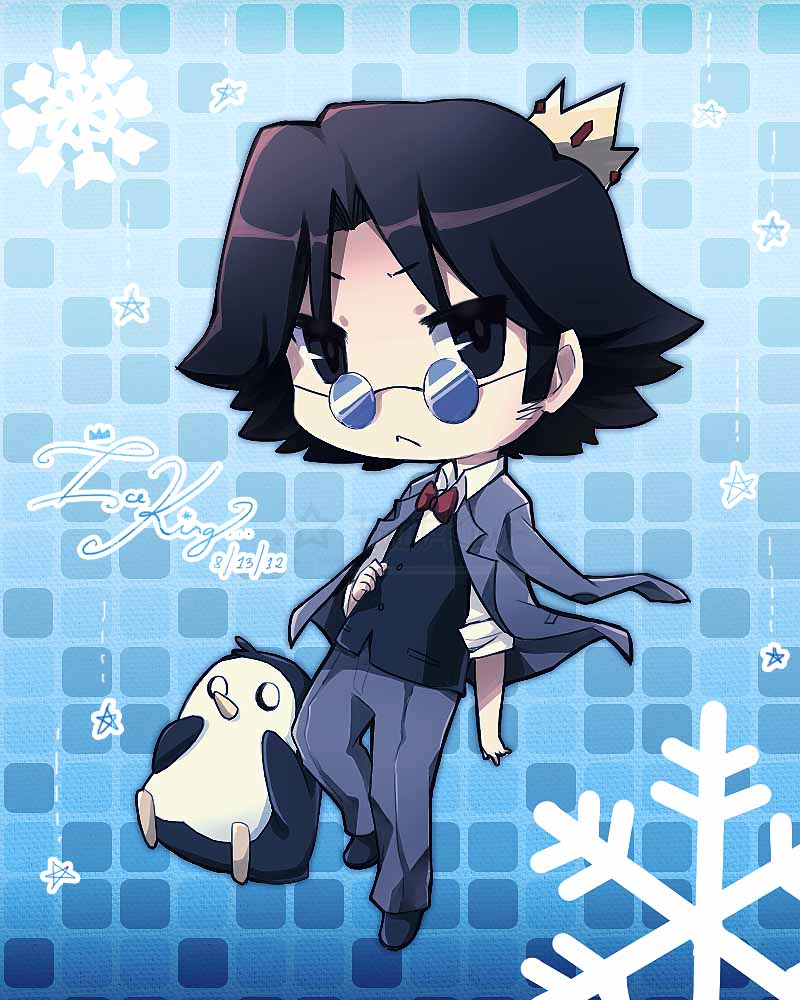 .: Little Young Ice King :. by Radical-Rhombus-XD