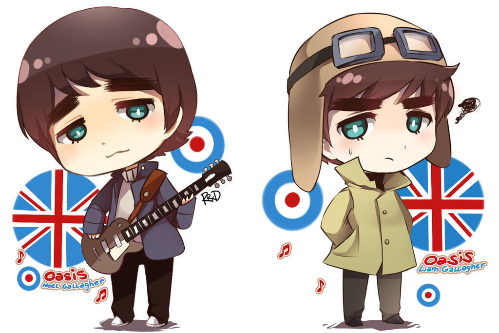 .: Gallagher Brothers :. by Radical-Rhombus-XD