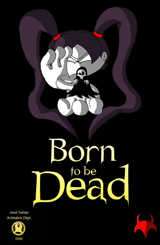 """Born to be Dead"" - 2D classic animation film"