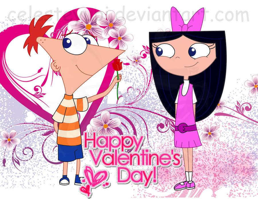 happy valentine's day by celesteyupi