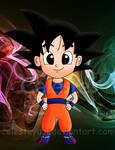 Goku chibi