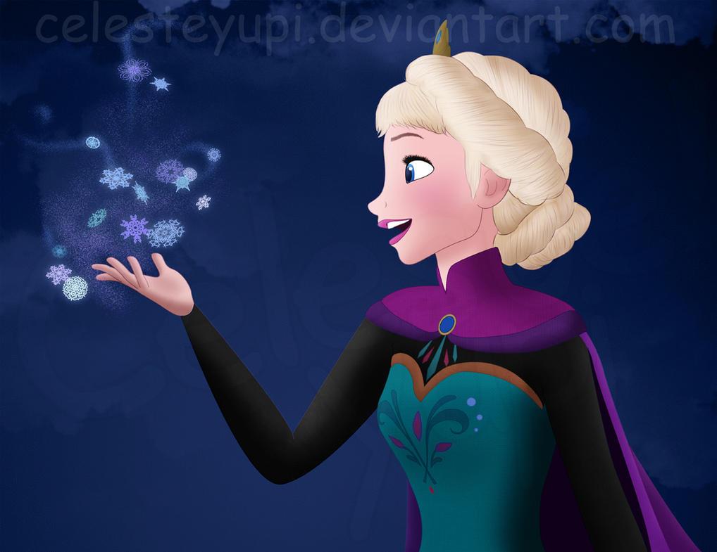 Let it go by celesteyupi