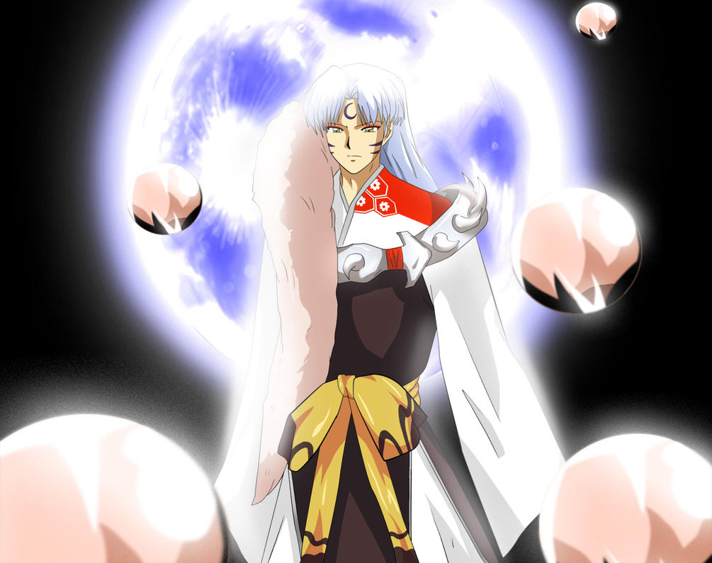 Inuyasha Lord Sesshomaru by Mr123GOKU123