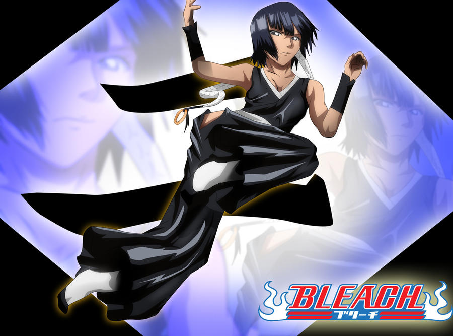Bleach Soi Fon Captain Squad 2 by Mr123GOKU123