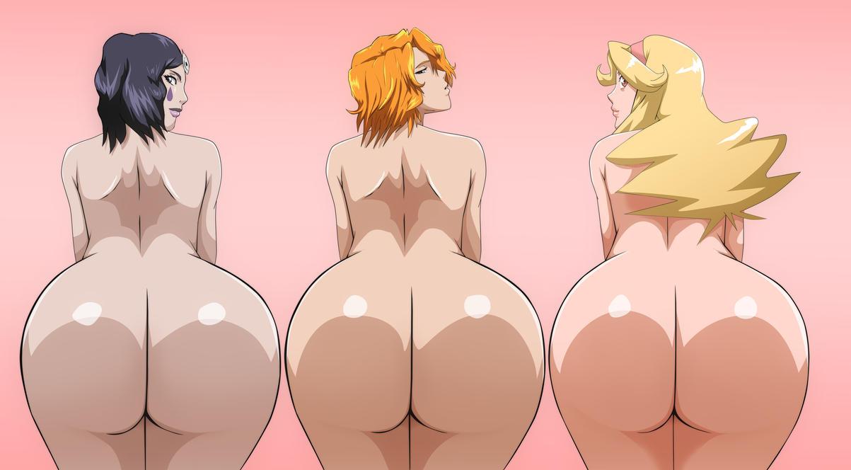 Interesting. Anime naked booty agree