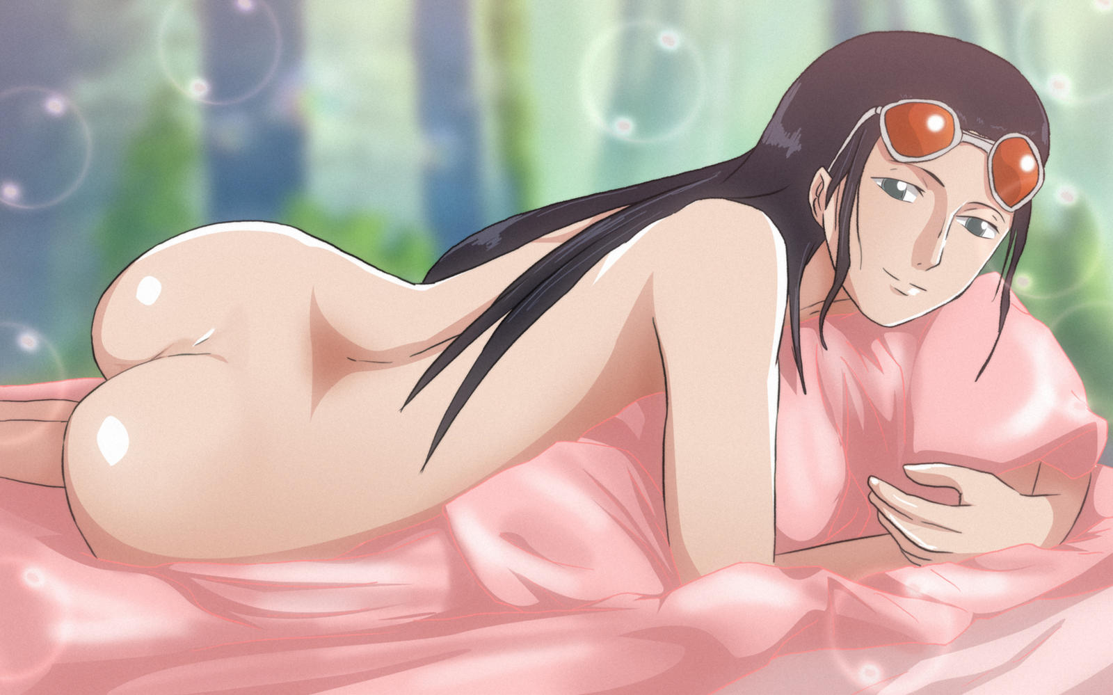Nico robin beautiful nude share