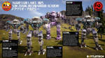 Battletech (2017) - Sun Zhang Academy Aggressors by carmenara