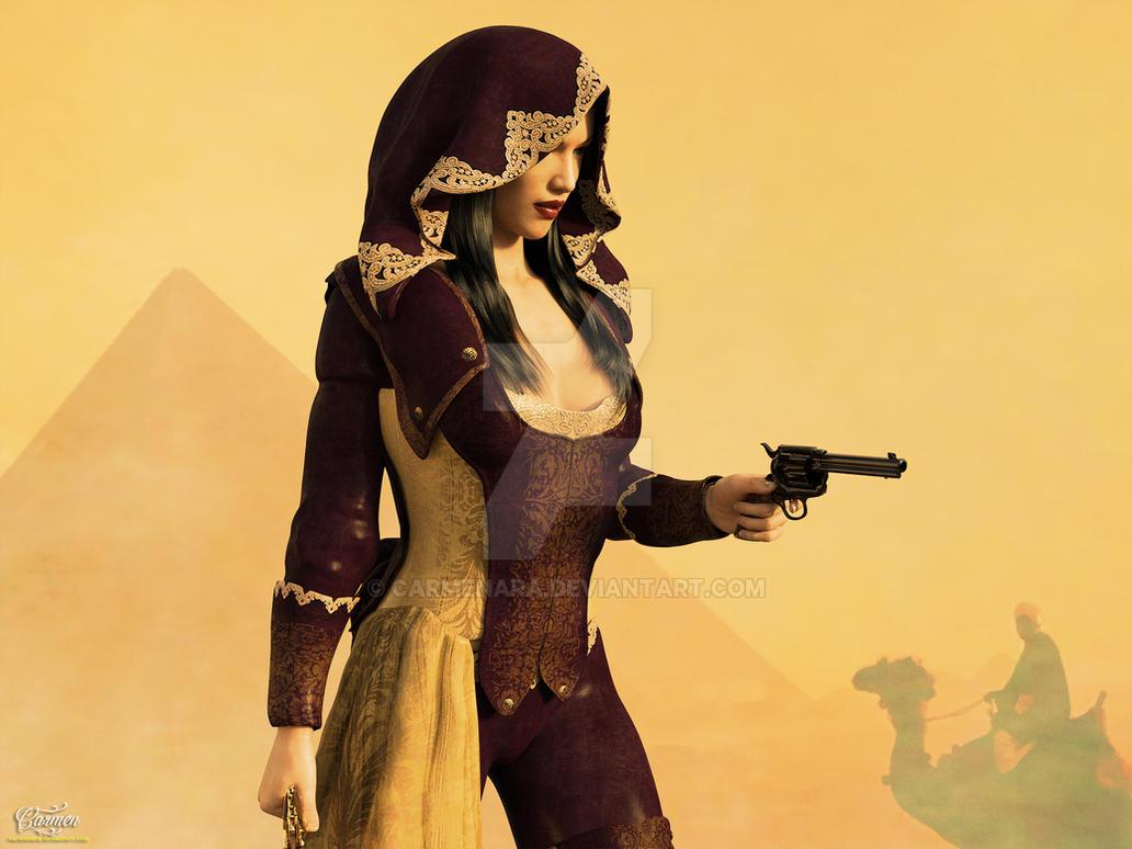 Arabian Fantasy - Daughter of the Wind