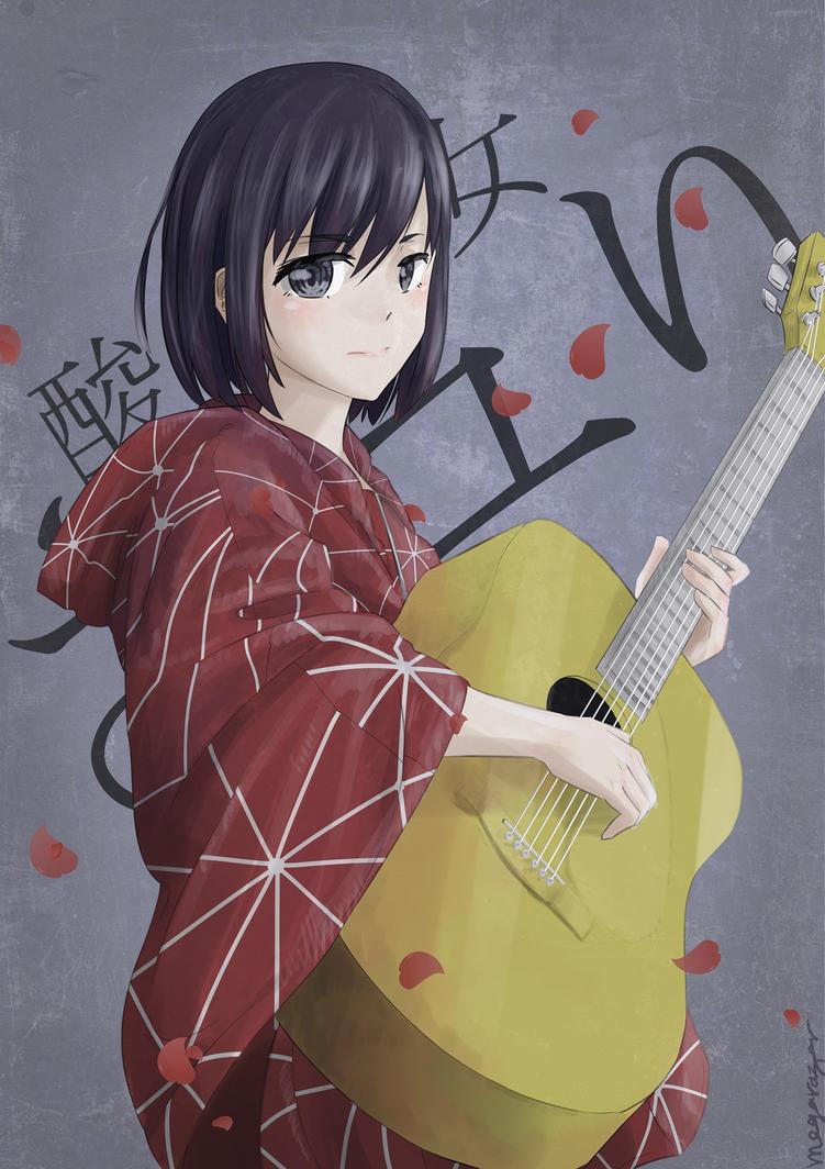 Sanketsu Shoujo Sayuri by megarazor