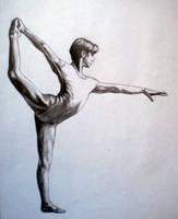 Dancer by tastydoll