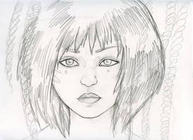 Jungle Girl by tastydoll