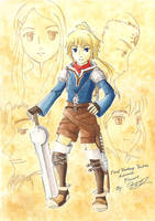 Final Fantasy Tactics Advance by Mysteltain08