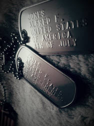 Alfred's Dog Tags by StJosef