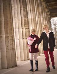 USUK: Valentine's Day II by StJosef