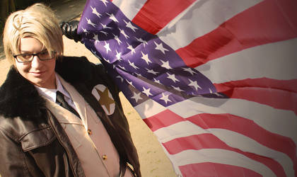 USA: Stars and Stripes by StJosef