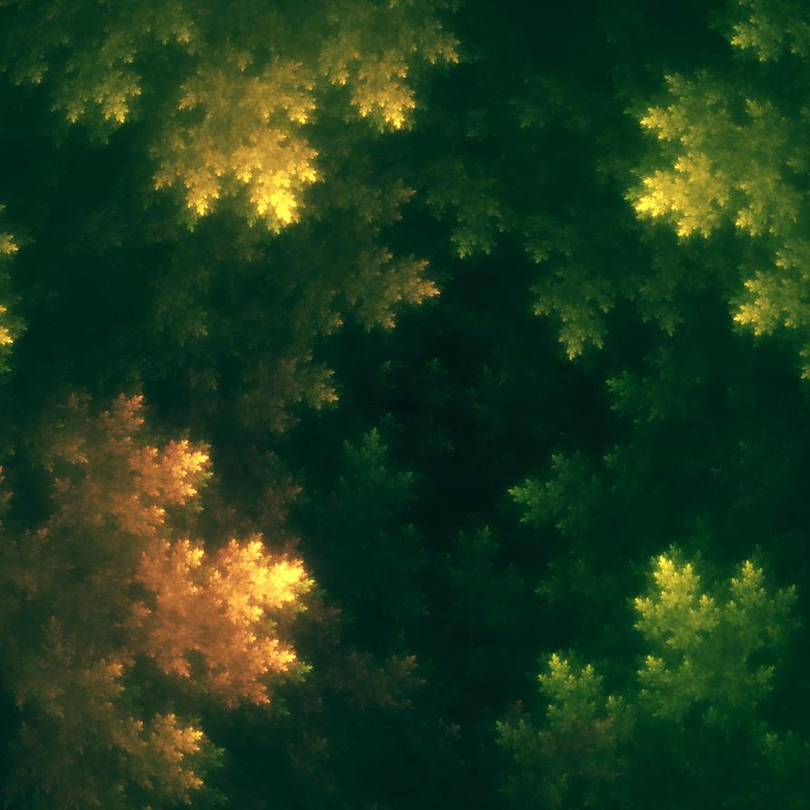 Autumn Tunel by hoffi-hoffi