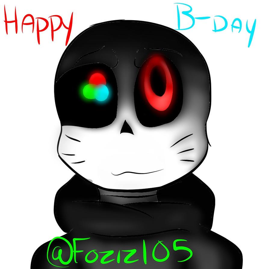 Birthday gift for Foziz105 by mar-ii-blue