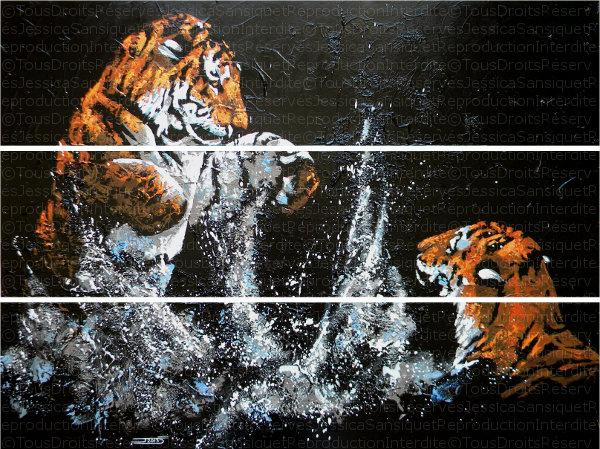Jeux d'eau by JessicaSansiquet