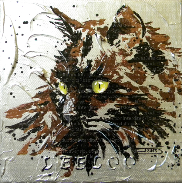 Leeloo, sage reine mere by JessicaSansiquet