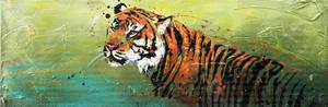Le tigre des marais