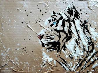 Le tigre des sables by JessicaSansiquet