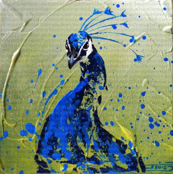 Beau bleu by JessicaSansiquet
