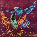 Une danse ailee
