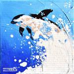 L'ecume du dauphin sablier