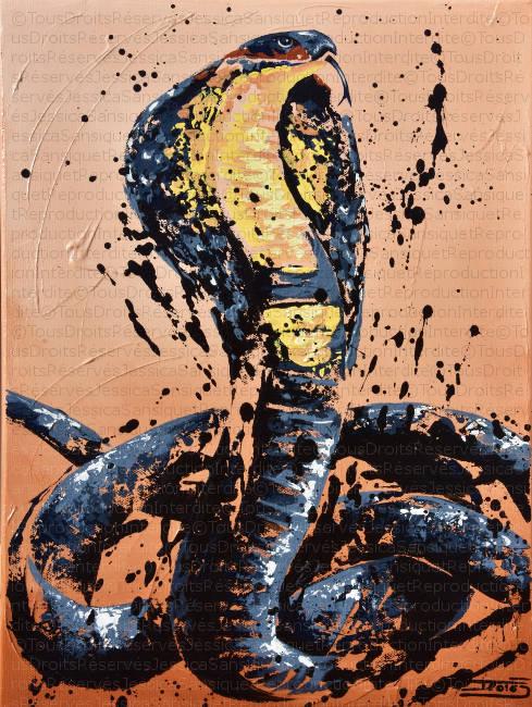 Le cobra royal