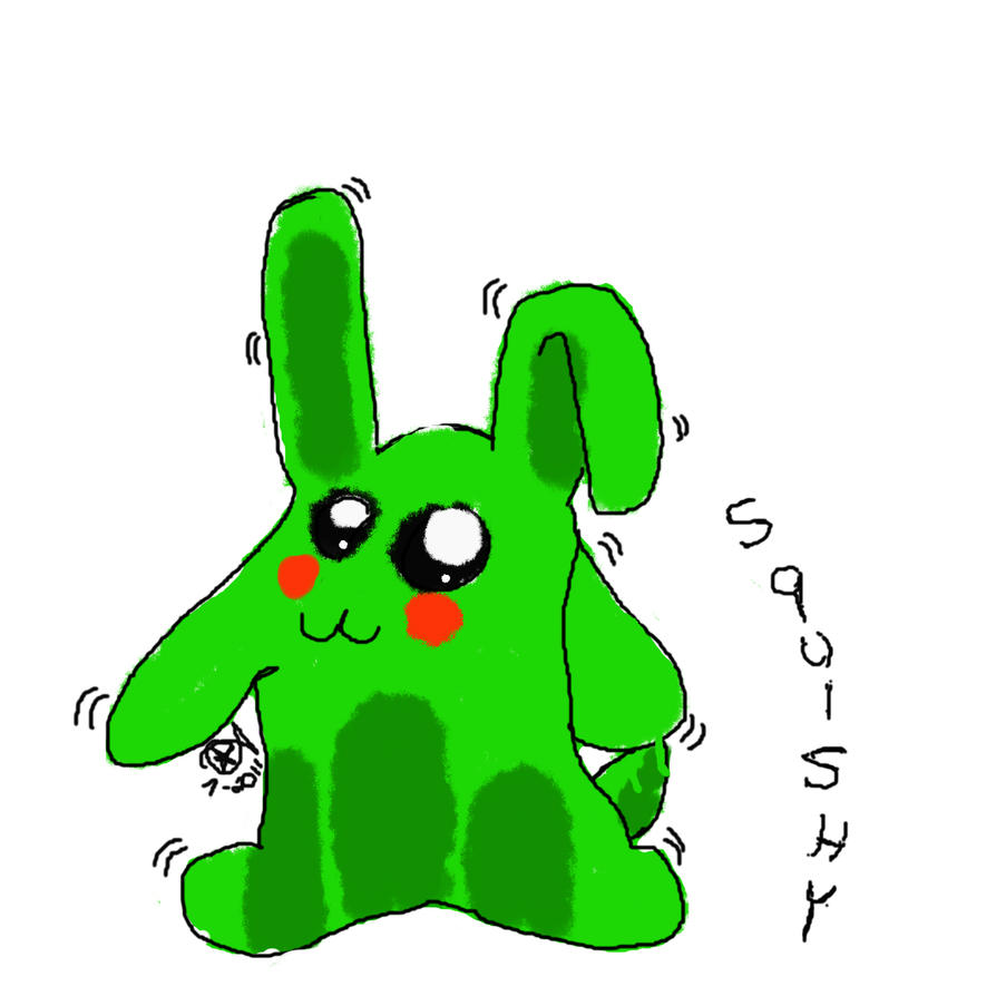 Squishy Bunny by kryistina on deviantART