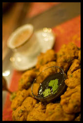 Pakoras and Chai by chashmish