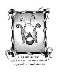the Good Luck Fairy by MalvaAlcea