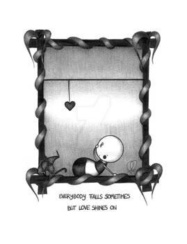 everybody falls sometimes