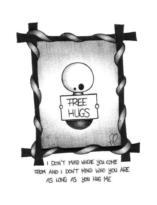 free hugs by MalvaAlcea