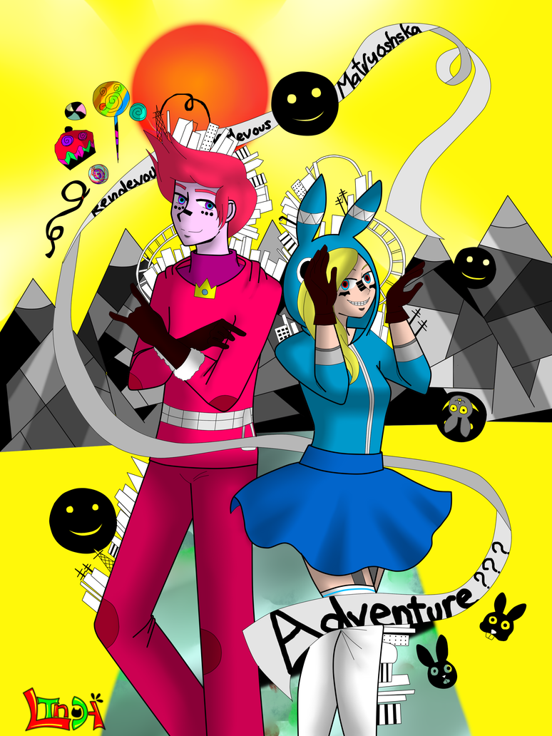 AT_Or maybe a unimaginable adventure? by Music-X-Rose on ...