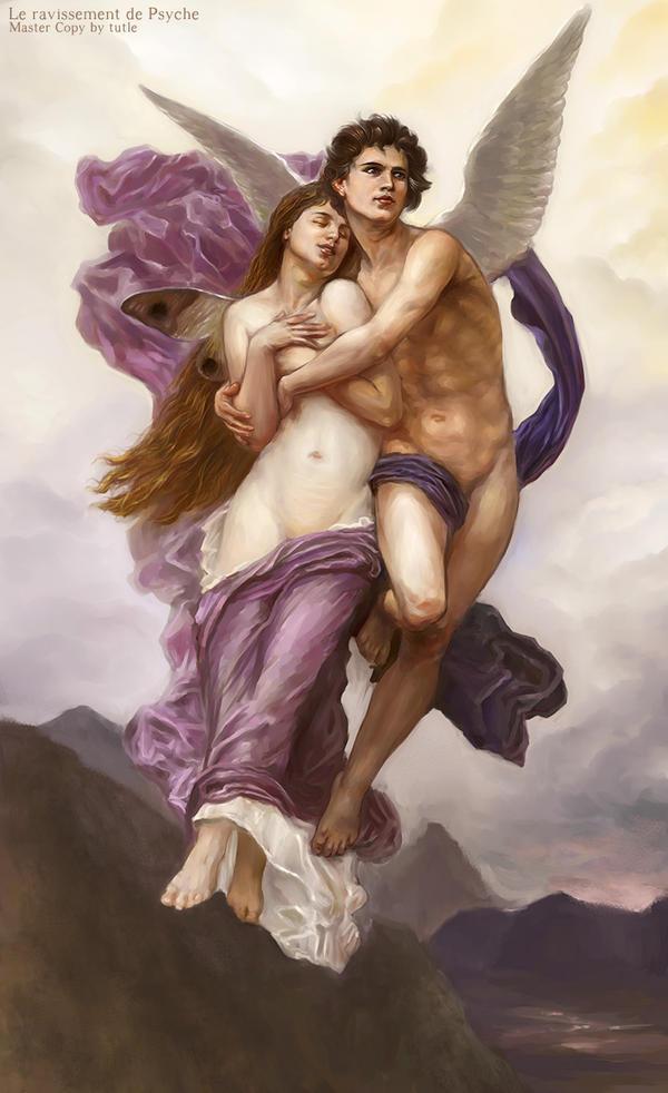 eros Greek psyche myth