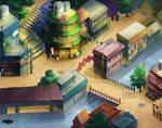 Naruto town