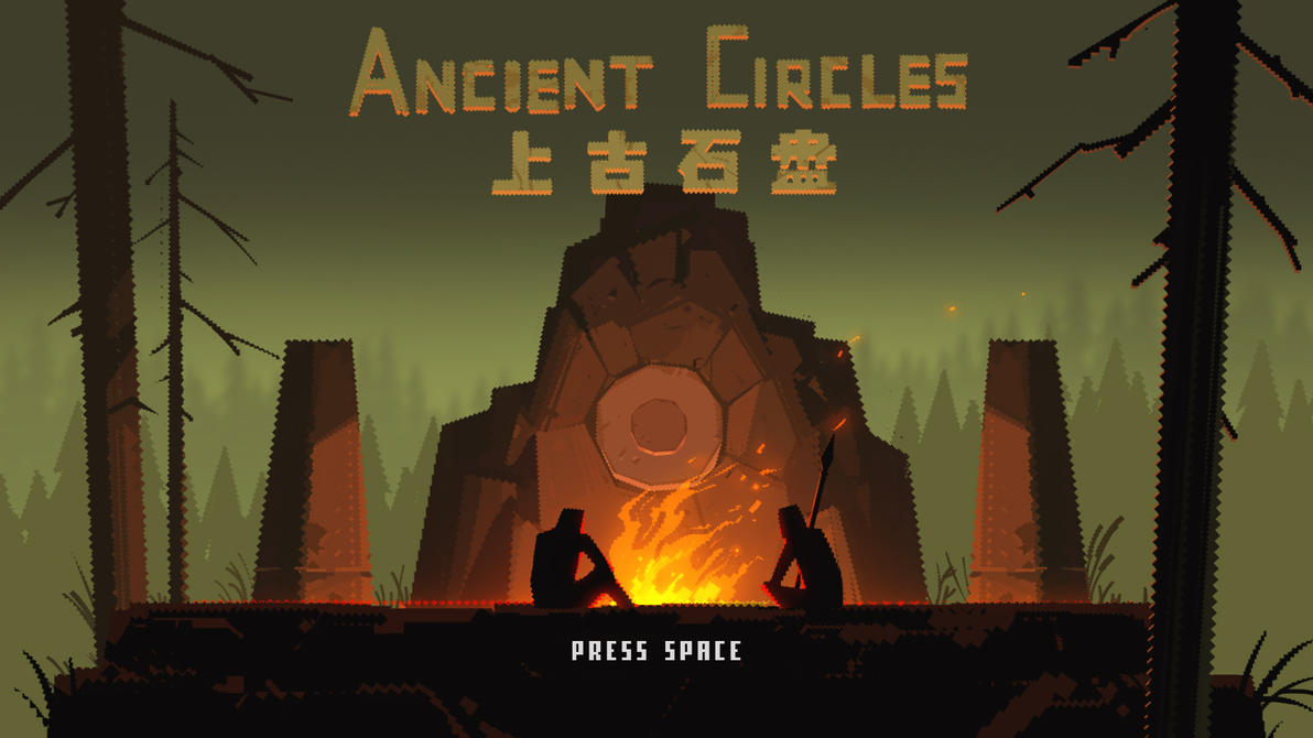 Ancient  Circles by phomax