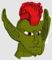 Wut goblin by L0rentz