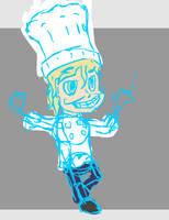 Le chef by L0rentz