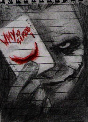 Joker by Mlpowaa