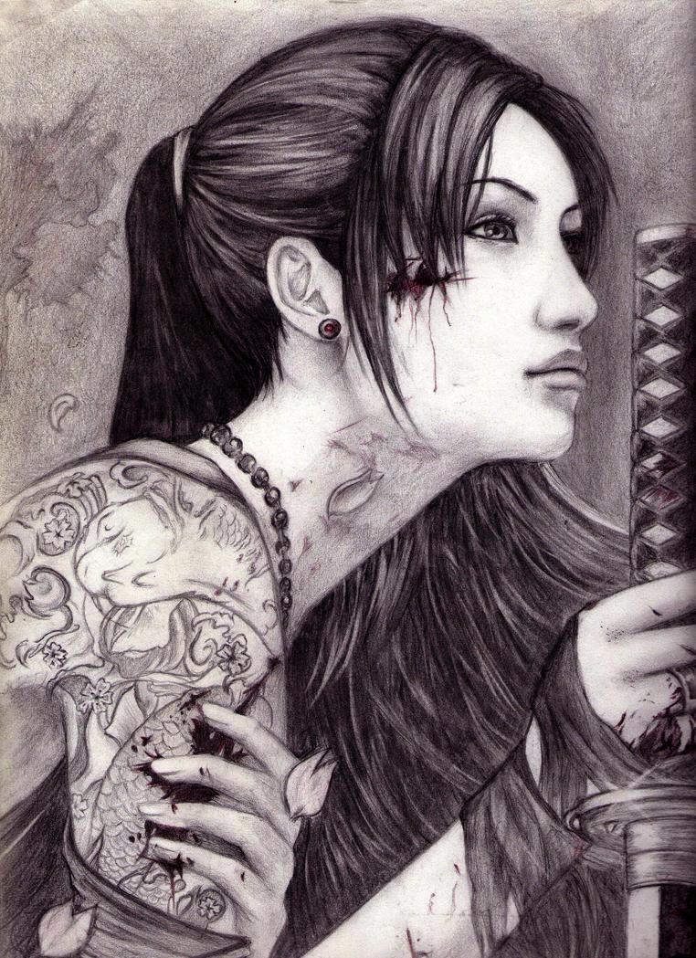 Yakuza Art | www.imgkid.com - The Image Kid Has It!