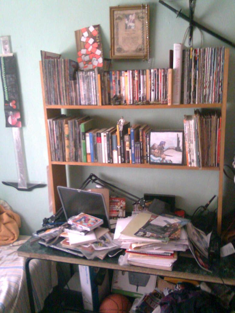 escritoriando by midorisama