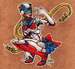 Sailor moon tokusatsu special suit